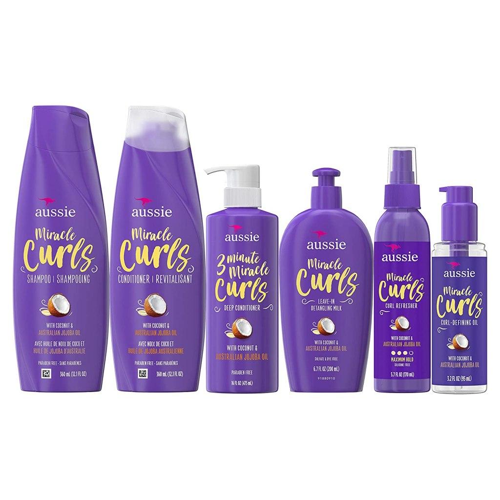 Kit fortalecedor de cabello Aussie