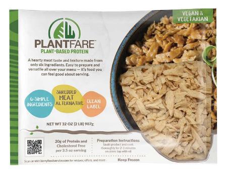 proteína vegetal para veganos